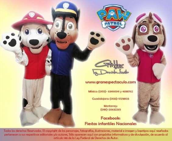 Show de paw patrol (55)46181762 shows de botargas