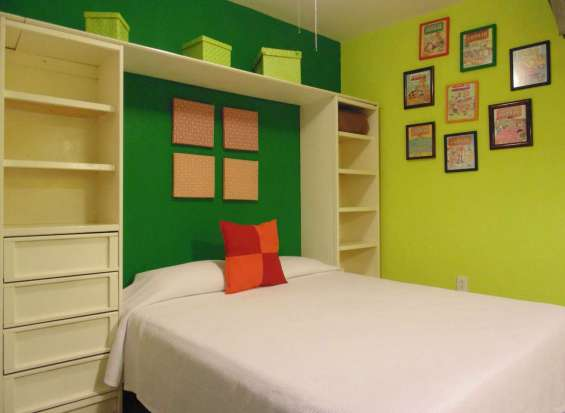 Suite amueblada, excelente zona residencial.