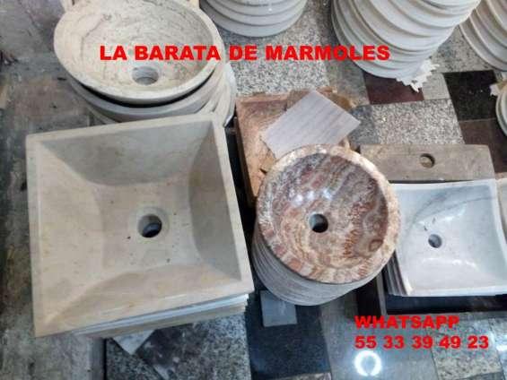 !!!! lavabos en marmol a tan solo $ 499.00