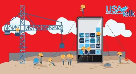 Crea tu propia app con nosotros