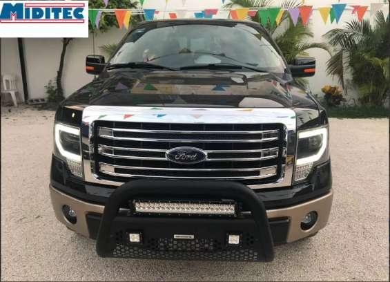 Vendo ford lobo 2014