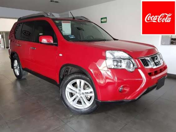 Nissan xtrail advance 2014