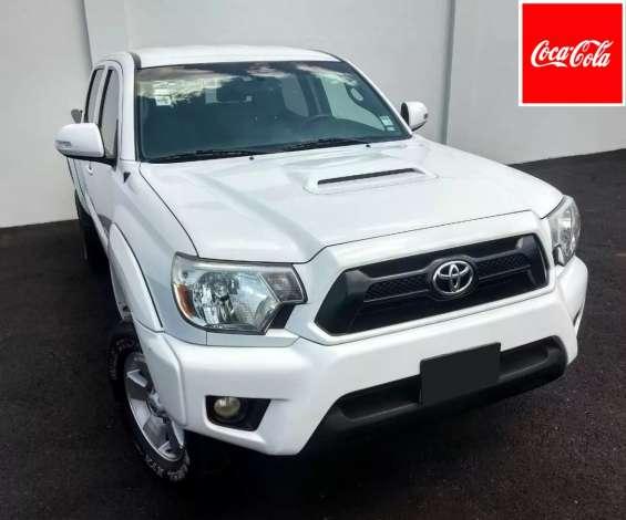 Toyota tacoma 4x4 trd 2014