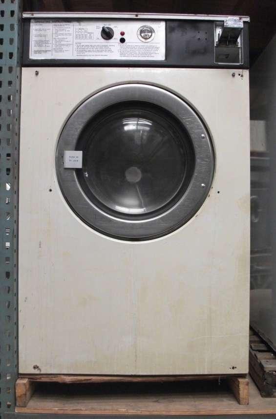 Wascomat lavadora de carga frontal senior w184 usada