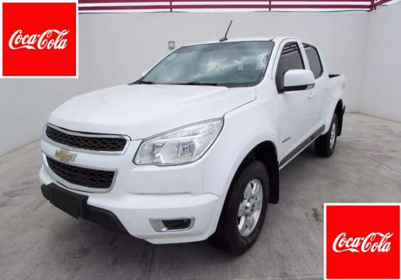Chevrolet colorado año 2014