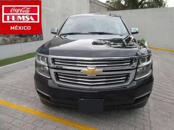 Chevrolet tahoe ltz 2014