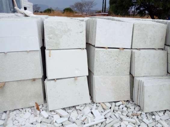 Piedra laja blanca galarza 40x60