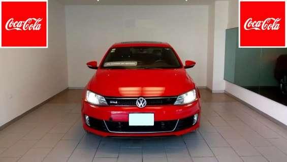 Volkswagen jetta mk6 año 2014