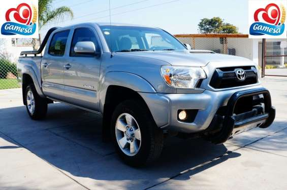 Toyota tacoma 4x4 2014
