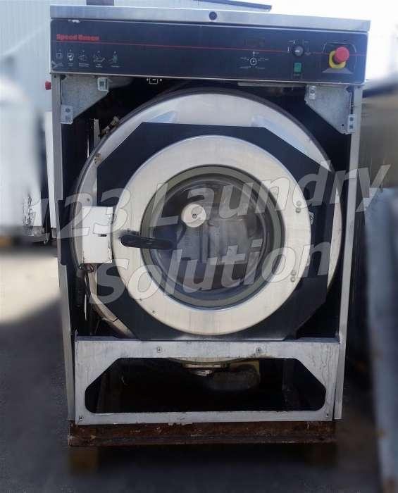 Lavadora de carga frontal speed queen opl 60lb 3ph 220v scn060gn2ou1001