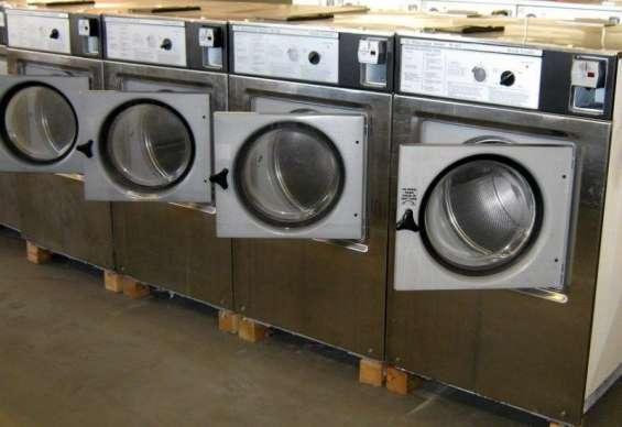 Wascomat lavadora de carga frontal w125