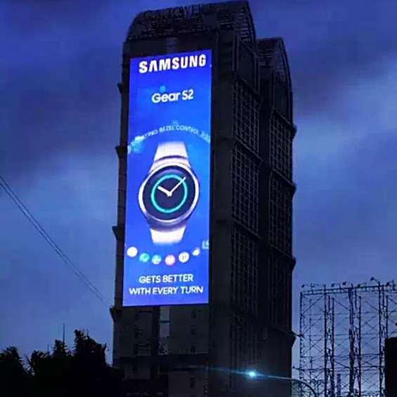Pantallas gigantes led para publicidad exterior, pantallas publicitarias led precio
