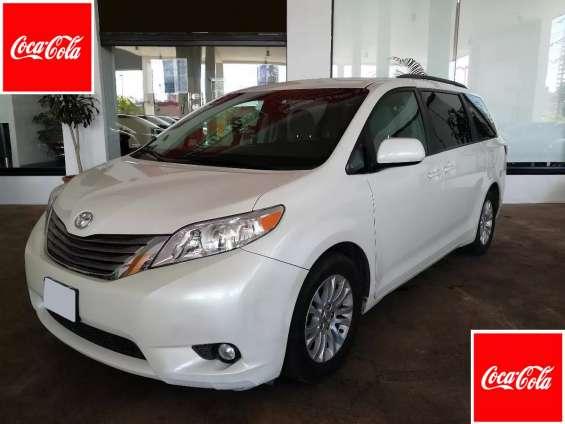 Toyota sienna xl 2014