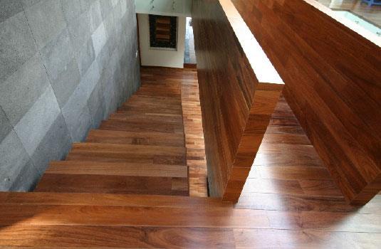 Tzalam madera para ser utilizada en piso