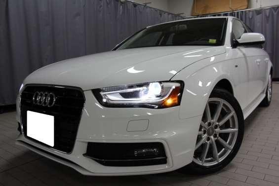 Audi a4 2015 seguros vidrios aire automatico
