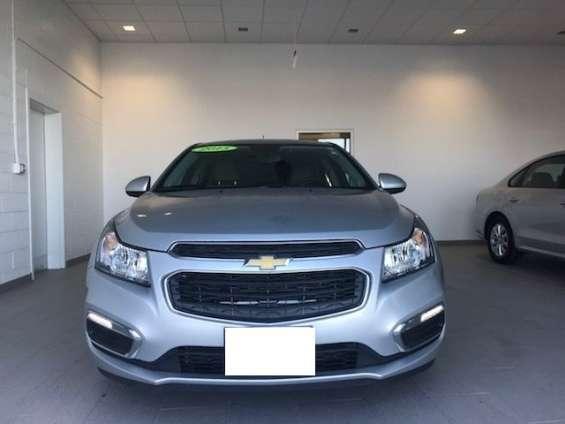 Chevrolet cruze 2015 automatico