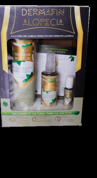 Tratamiento natural para la caida del cabello y la calvicie