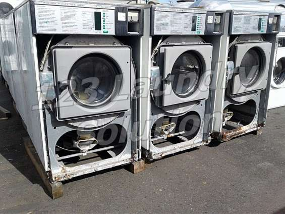 Wascomat front load washer triple load 3ph w125es