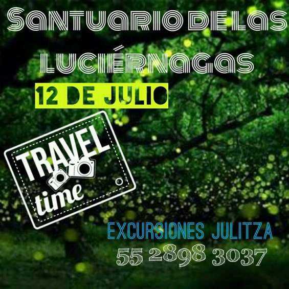 Santuario luciérnagas #excursionesjulitza