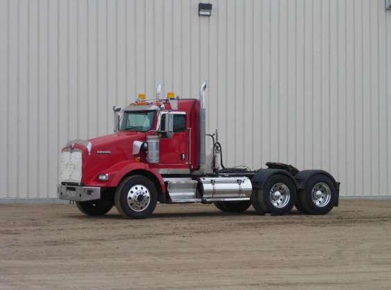 Kenworth t800 año 2008
