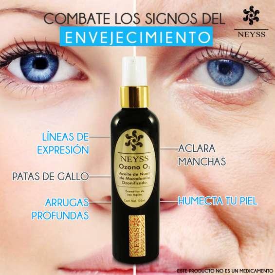 Neyss ozono aceite de macadamia 100% natural hidrata profundamente