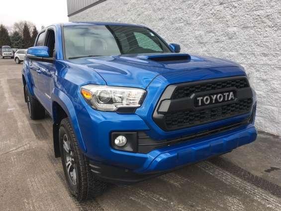 Toyota tacomas trd 2016