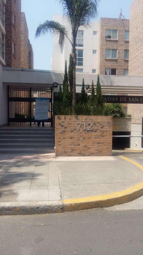 Departamento azcaotzalco 98m