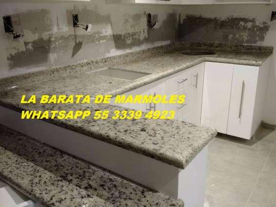 Encimeras de cocinas en granito natural