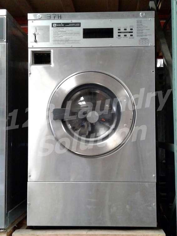 Maytag lavadora de carga frontal 25lb 3ph mfr25pcavs