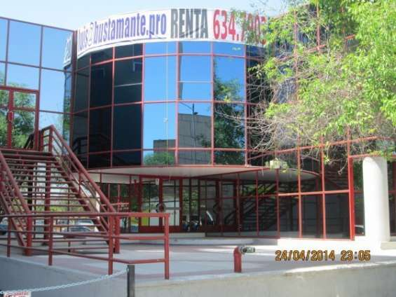 Edificio para oficinas frente al cecut