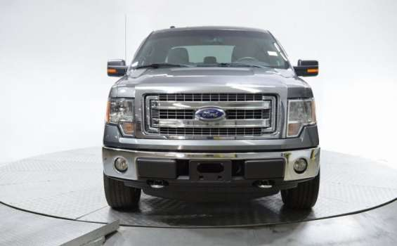 Ford f150 cabina doble 2014