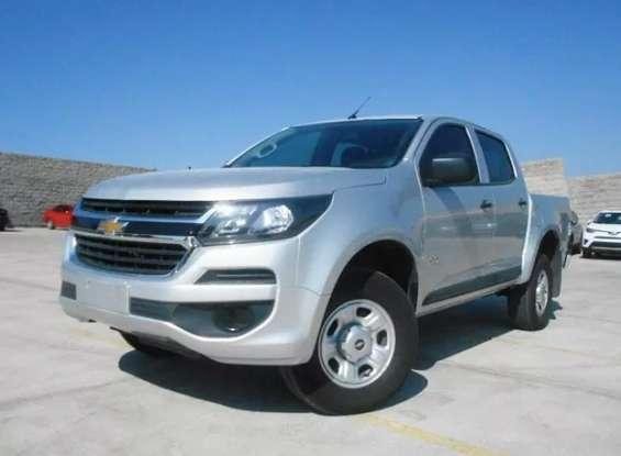 Chevrolet s-10 2.5 doble mt cabina