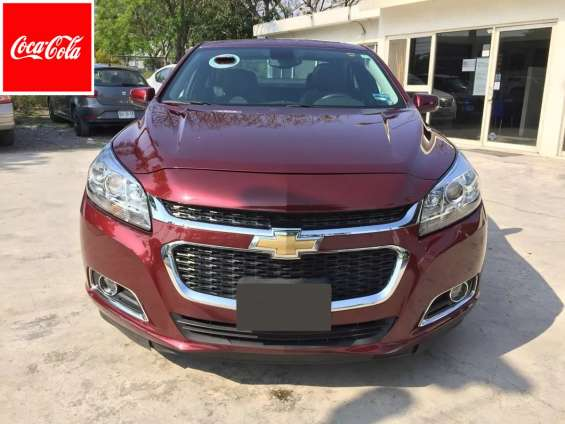 Chevrolet malibu ltz año 2014