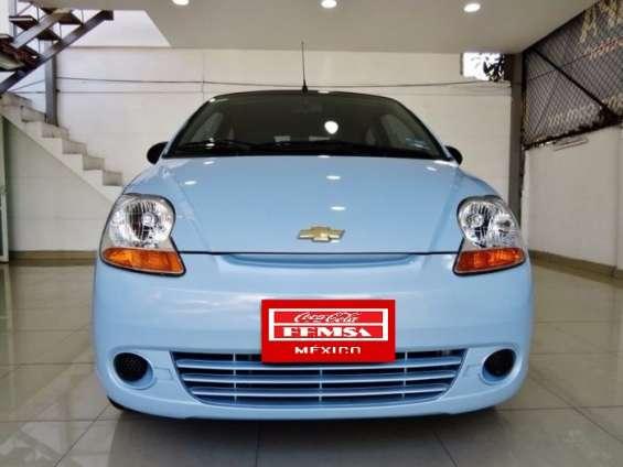 Chevrolet matiz g2 año 2014