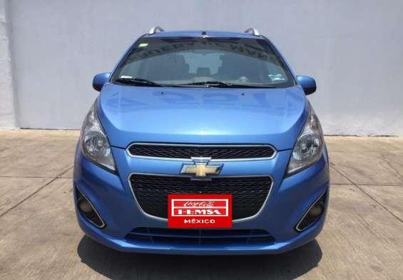 Chevrolet spark lt año 2014