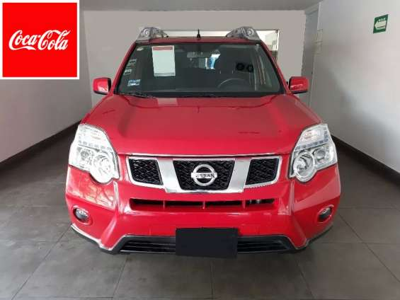 Nissan x-trail exclusive año 2014