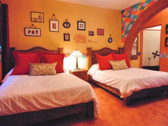 Suites amuebladas en renta
