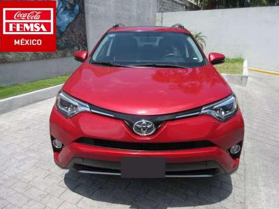 Toyota rav4 año 2014