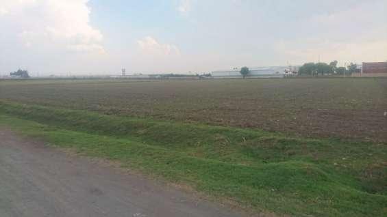 Se venden 2 terrenos con uso industrial