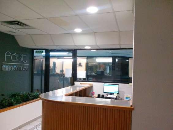 Disponible oficina fisica en ags