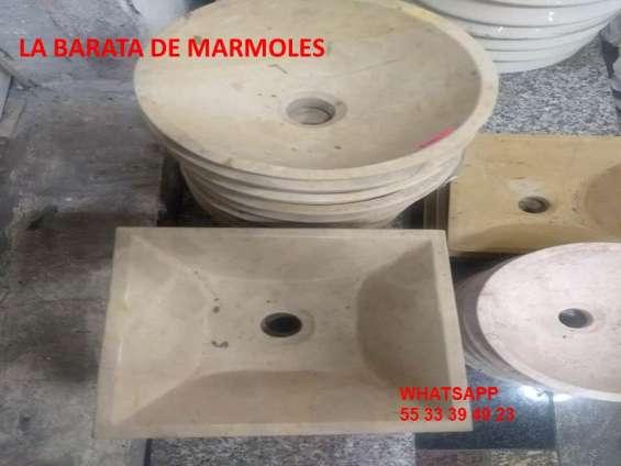 !!! lavabos en marmol fabulosos !!!