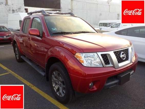 Nissan frontier pro-4x año 2014
