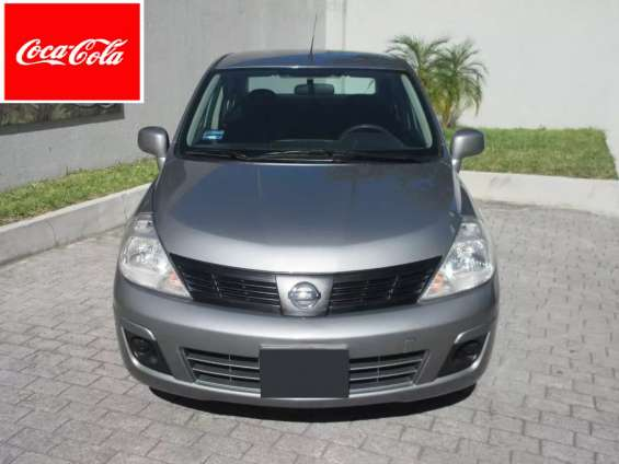 Nissan tiida advance año 2014