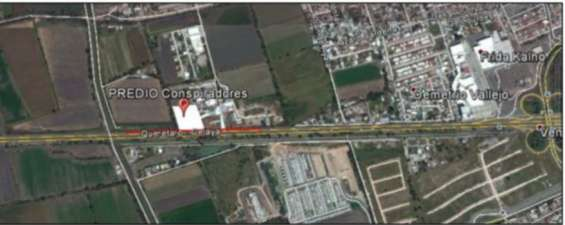 Venta terreno comercial carretera a celaya, queretaro, cc-033