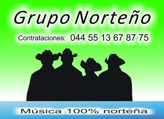 Grupo norteño 55 13 67 87 75 contrata aqui