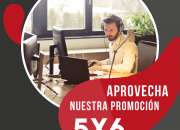 Oficinas virtuales de renta con promoción