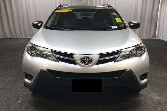 Toyota rav4 fabricacion 2015