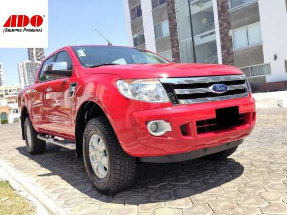 Ford ranger 4x4 xlt 2014