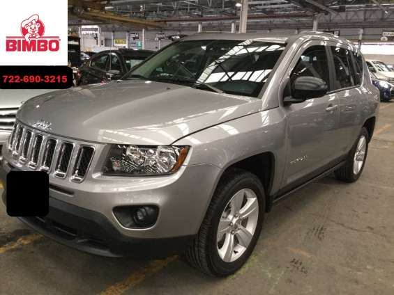 Jeep compass 2015 full equipo