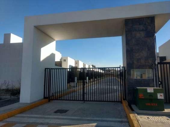 Se vende casa en fraccionamiento a 10 min de atizapan de zaragoza